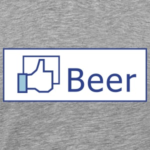 Like Beer T-Shirts - Men's Premium T-Shirt