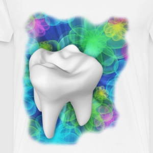 Stylish dental art t-shirts! - Men's Premium T-Shirt