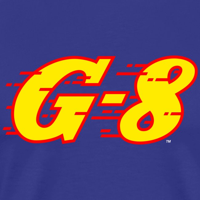 G-8 Yellow Logo Tee (3XL)
