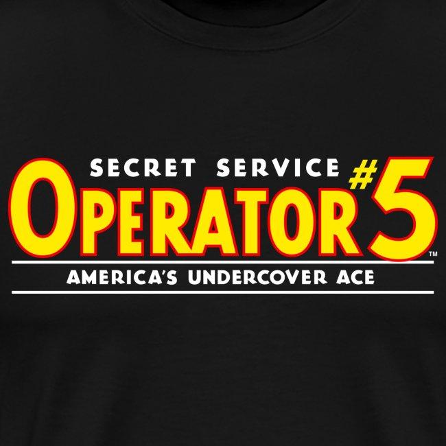 Operator 5 Logo 1936 Tee (3XL)