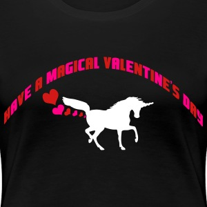 fartingunicorn Plus Size - Women's Premium T-Shirt
