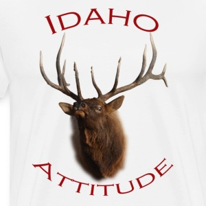 Idaho Attitude - Men's Premium T-Shirt