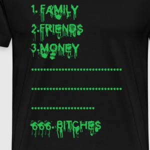 B!tCHES Tshirt - Men's Premium T-Shirt