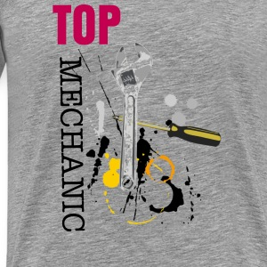 Top Mechanic - Men's Premium T-Shirt