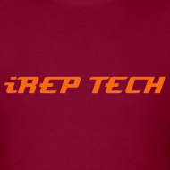 Design ~ iRep Tech Mens Tee