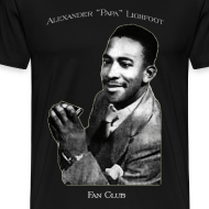 Design ~ Papa Lightfoot Fan Club t-shirt (3X)