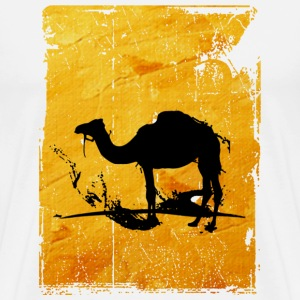 Camel - Men's Premium T-Shirt