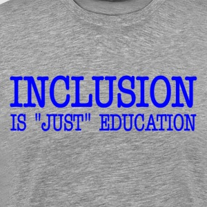 JUST EDUCATION - Men's Premium T-Shirt