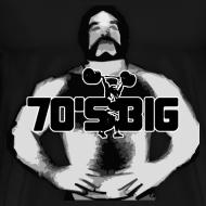 Design ~ 70's Big Original Black Logo