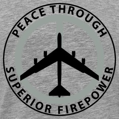 Peace Through Superior Firepower