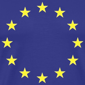European Union Flag T-shirt - Men's Premium T-Shirt