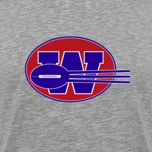 Washington Sentinels - Movie The Replacements - Falco - Men's Premium T-Shirt