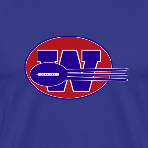 Washington Sentinels - Movie The Replacements - Men's Premium T-Shirt