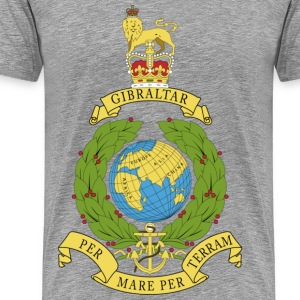 Royal Marines - Men's Premium T-Shirt