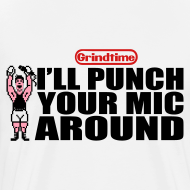 Design ~ MCMI x Grind Time - PUNCH MICS