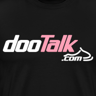 Design ~ DOOTalk 'PINK' Heavy Weight T-Shirt