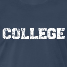 Animal House COLLEGE Vintage T-Shirt