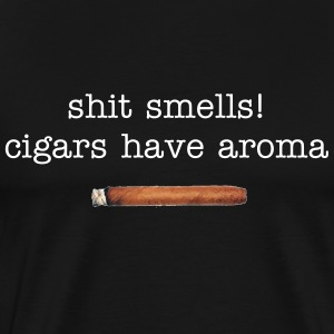 Cigar - Men's Premium T-Shirt
