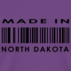 North Dakota   T-Shirts - Men's Premium T-Shirt