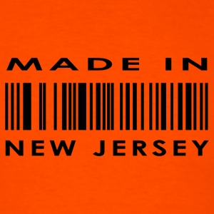 New Jersey   T-Shirts - Men's T-Shirt