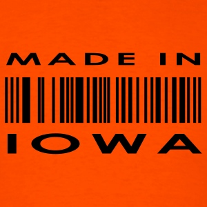 Iowa   T-Shirts - Men's T-Shirt