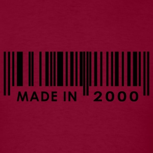 Birthday 2000   T-Shirts - Men's T-Shirt
