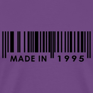 Birthday 1995   T-Shirts - Men's Premium T-Shirt