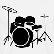 Design ~ Drummer Tee