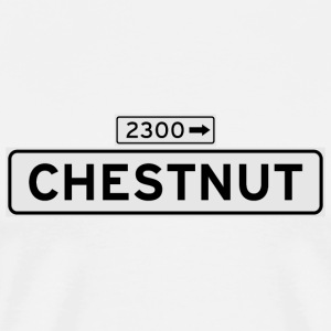 Chestnut Street San Francisco - Men's Premium T-Shirt