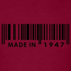 Birthday 1947 T-Shirts - Men's T-Shirt
