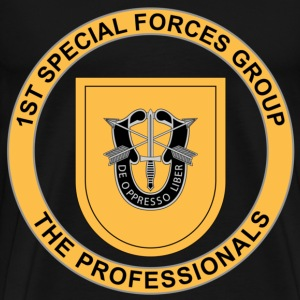 1st Special Forces Group - Men's Premium T-Shirt