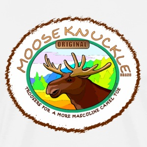 MOOSE KNUCKLE - Men's Premium T-Shirt