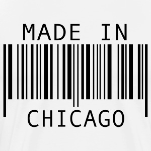 Natural Made in Chicago T-Shirts - Men's Premium T-Shirt