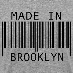 Heather grey Made in Brooklyn T-Shirts