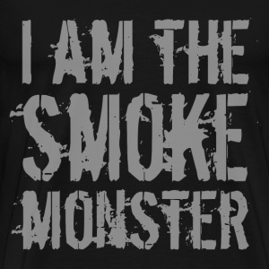 Smole Monster T-Shirts - Men's Premium T-Shirt