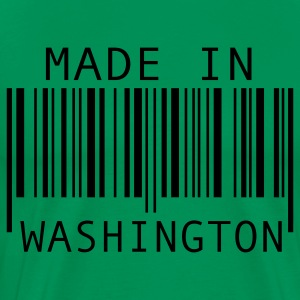 Sage Made in Washington T-Shirts - Men's Premium T-Shirt