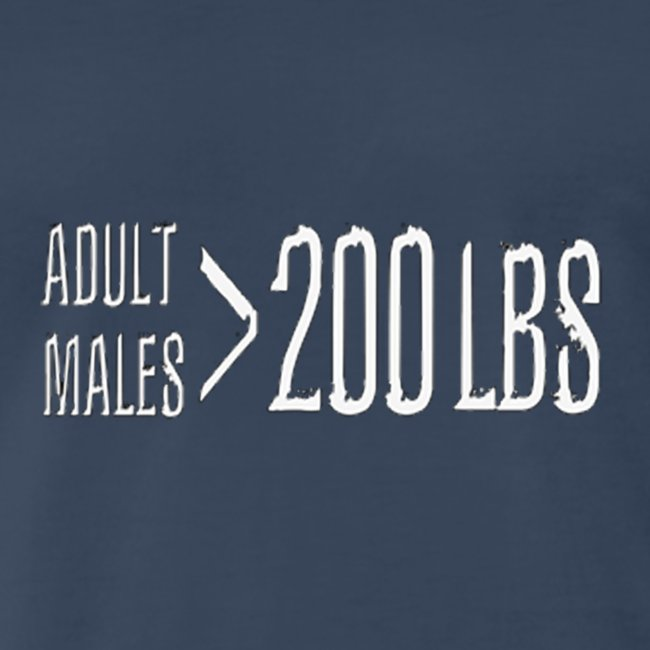 Adult Males - Normal T