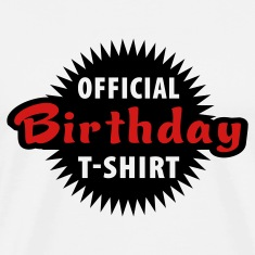 birthday T-Shirts