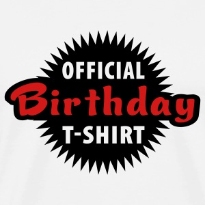 birthday T-Shirts - Men's Premium T-Shirt