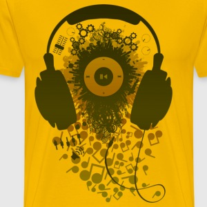 Our_Music - Men's Premium T-Shirt