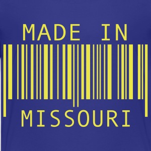 Royal blue Made in Missouri Kids' Shirts - Kids' Premium T-Shirt