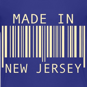 Turquoise Made in New Jersey Kids' Shirts - Kids' Premium T-Shirt