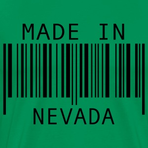 Sage Made in Nevada T-Shirts - Men's Premium T-Shirt