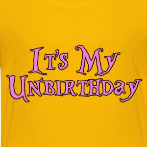 It's My Unbirthday Kids' Shirts - Kids' Premium T-Shirt