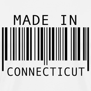 Made in Connecticut T-Shirts - Men's Premium T-Shirt
