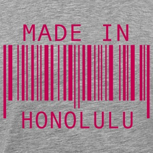 Made in Honolulu T-Shirts - Men's Premium T-Shirt