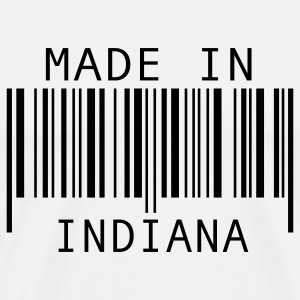 Made in Indiana T-Shirts - Men's Premium T-Shirt