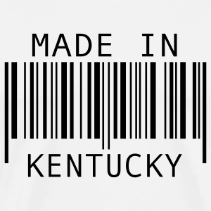 Made in Kentucky T-Shirts - Men's Premium T-Shirt