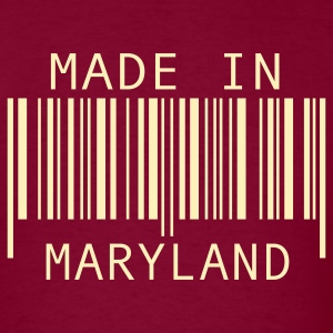 Made in Maryland T-Shirts - Men's T-Shirt