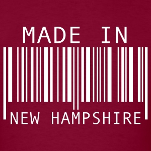 Made in New Hampshire T-Shirts - Men's T-Shirt